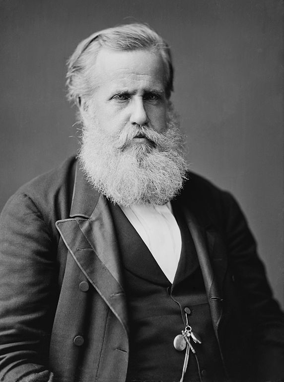 Dom Pedro II, Emperor of Brazil - Library of Congress collection