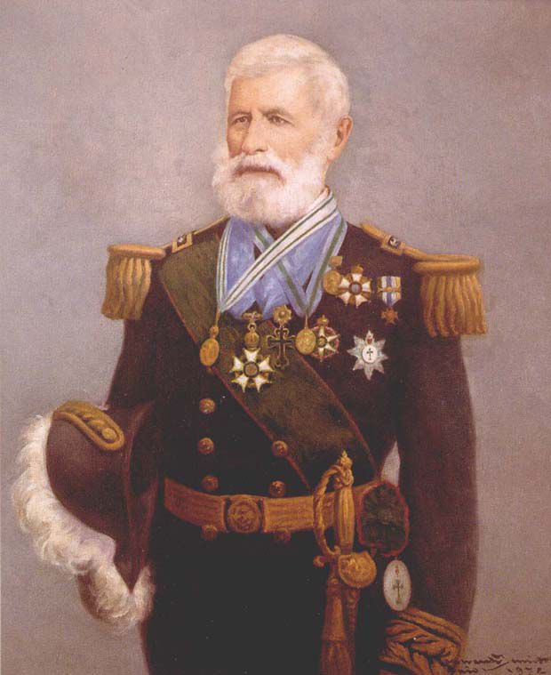 Francisco Manuel Barroso, Baron of Amazonas
