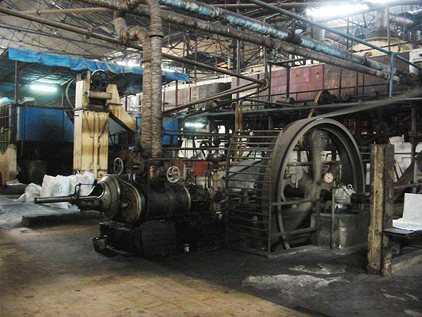 Fives-Lille mill on sugar plantation - http://www.internationalsteam.co.uk/