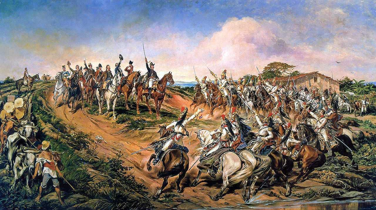 Independence of Brazil, September 1822  - Pedro Américo