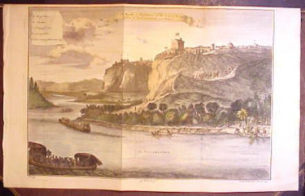 São Salvador, capital of the Kingdom of Kongo, in the late 17th century - Thomas Astley