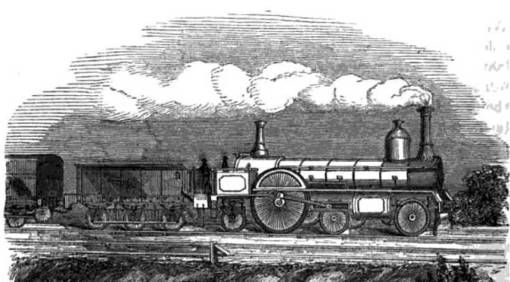 Locomotive 1852 | London and North Western