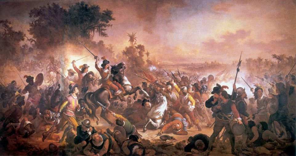 Battle of Guararapes - Victor Meirelles