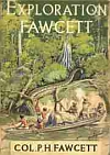 Percy Fawcett Book cover
