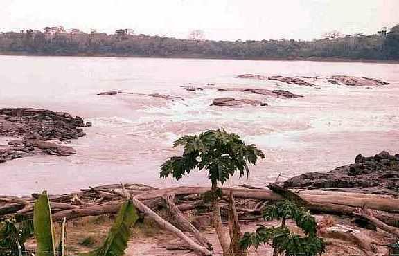Madeira Mamore Rapids Brazil Uys