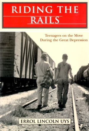 Riding the Rails cover for Kindle Edition